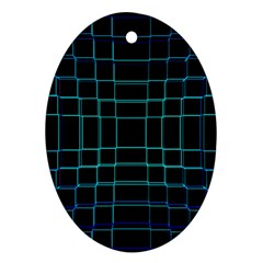 Background Wallpaper Texture Lines Ornament (Oval)