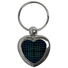 Background Wallpaper Texture Lines Key Chains (heart)