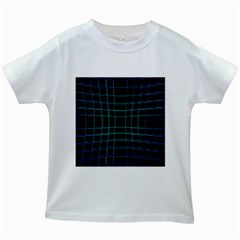 Background Wallpaper Texture Lines Kids White T Shirts