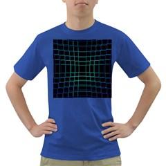 Background Wallpaper Texture Lines Dark T Shirt