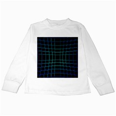 Background Wallpaper Texture Lines Kids Long Sleeve T Shirts