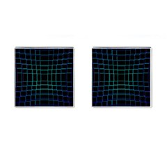 Background Wallpaper Texture Lines Cufflinks (square)