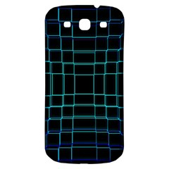 Background Wallpaper Texture Lines Samsung Galaxy S3 S Iii Classic Hardshell Back Case