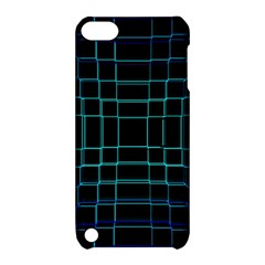 Background Wallpaper Texture Lines Apple Ipod Touch 5 Hardshell Case With Stand