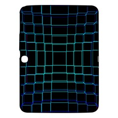 Background Wallpaper Texture Lines Samsung Galaxy Tab 3 (10 1 ) P5200 Hardshell Case