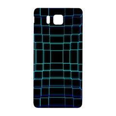 Background Wallpaper Texture Lines Samsung Galaxy Alpha Hardshell Back Case