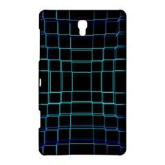 Background Wallpaper Texture Lines Samsung Galaxy Tab S (8 4 ) Hardshell Case