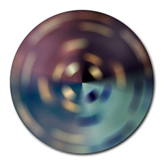 Blur Bokeh Colors Points Lights Round Mousepads