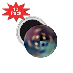 Blur Bokeh Colors Points Lights 1 75  Magnets (10 Pack)