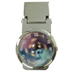 Blur Bokeh Colors Points Lights Money Clip Watches