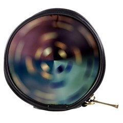 Blur Bokeh Colors Points Lights Mini Makeup Bags