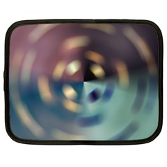Blur Bokeh Colors Points Lights Netbook Case (xl)