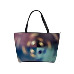 Blur Bokeh Colors Points Lights Shoulder Handbags