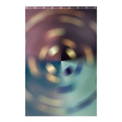 Blur Bokeh Colors Points Lights Shower Curtain 48  X 72  (small)
