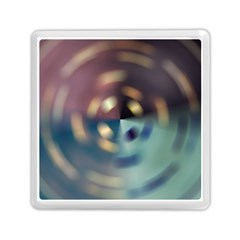 Blur Bokeh Colors Points Lights Memory Card Reader (square)