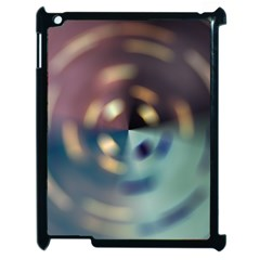 Blur Bokeh Colors Points Lights Apple Ipad 2 Case (black)