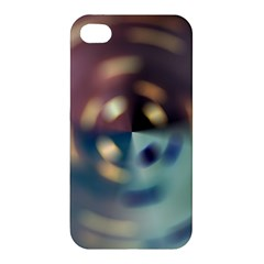 Blur Bokeh Colors Points Lights Apple Iphone 4/4s Hardshell Case
