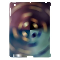 Blur Bokeh Colors Points Lights Apple Ipad 3/4 Hardshell Case (compatible With Smart Cover)