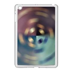 Blur Bokeh Colors Points Lights Apple Ipad Mini Case (white)