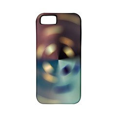 Blur Bokeh Colors Points Lights Apple Iphone 5 Classic Hardshell Case (pc+silicone)