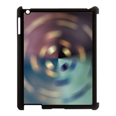 Blur Bokeh Colors Points Lights Apple Ipad 3/4 Case (black)