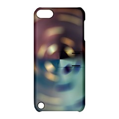 Blur Bokeh Colors Points Lights Apple Ipod Touch 5 Hardshell Case With Stand