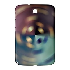 Blur Bokeh Colors Points Lights Samsung Galaxy Note 8 0 N5100 Hardshell Case