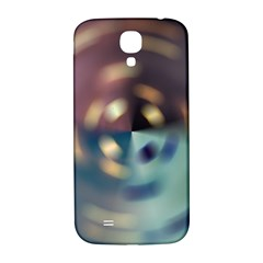 Blur Bokeh Colors Points Lights Samsung Galaxy S4 I9500/i9505  Hardshell Back Case