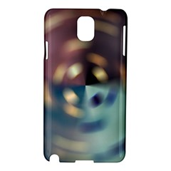 Blur Bokeh Colors Points Lights Samsung Galaxy Note 3 N9005 Hardshell Case