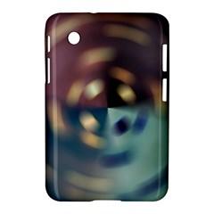 Blur Bokeh Colors Points Lights Samsung Galaxy Tab 2 (7 ) P3100 Hardshell Case