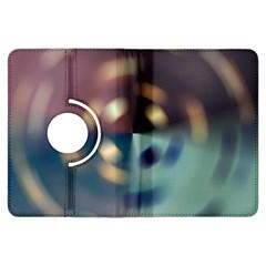 Blur Bokeh Colors Points Lights Kindle Fire Hdx Flip 360 Case
