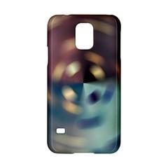 Blur Bokeh Colors Points Lights Samsung Galaxy S5 Hardshell Case