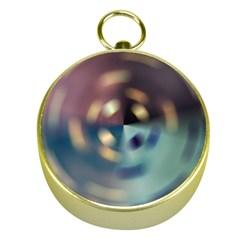Blur Bokeh Colors Points Lights Gold Compasses