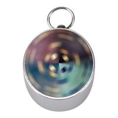 Blur Bokeh Colors Points Lights Mini Silver Compasses