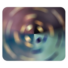 Blur Bokeh Colors Points Lights Double Sided Flano Blanket (Small)