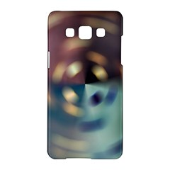 Blur Bokeh Colors Points Lights Samsung Galaxy A5 Hardshell Case