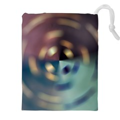 Blur Bokeh Colors Points Lights Drawstring Pouches (xxl)