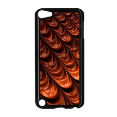 Brown Fractal Mathematics Frax Apple Ipod Touch 5 Case (black)