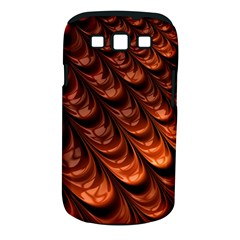 Brown Fractal Mathematics Frax Samsung Galaxy S Iii Classic Hardshell Case (pc+silicone)