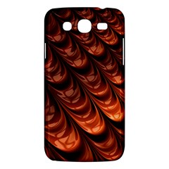 Brown Fractal Mathematics Frax Samsung Galaxy Mega 5 8 I9152 Hardshell Case