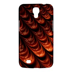 Brown Fractal Mathematics Frax Samsung Galaxy Mega 6 3  I9200 Hardshell Case