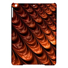 Brown Fractal Mathematics Frax Ipad Air Hardshell Cases