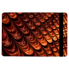 Brown Fractal Mathematics Frax Ipad Air 2 Flip