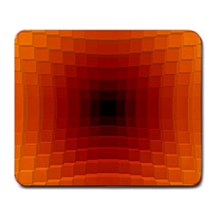Orange Background Wallpaper Texture Lines Large Mousepads