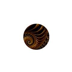 Fractal Spiral Endless Mathematics 1  Mini Buttons