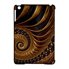 Fractal Spiral Endless Mathematics Apple Ipad Mini Hardshell Case (compatible With Smart Cover)