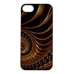Fractal Spiral Endless Mathematics Apple Iphone 5s/ Se Hardshell Case