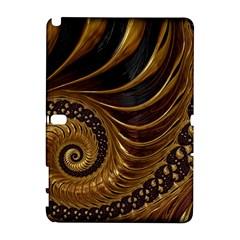 Fractal Spiral Endless Mathematics Galaxy Note 1
