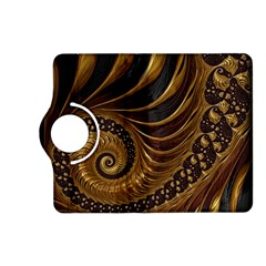 Fractal Spiral Endless Mathematics Kindle Fire Hd (2013) Flip 360 Case