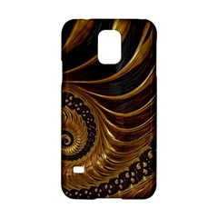 Fractal Spiral Endless Mathematics Samsung Galaxy S5 Hardshell Case